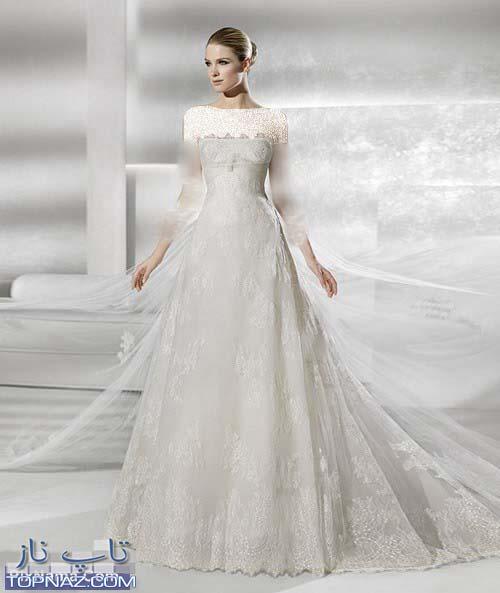 ژورنال لباس عروس جدید 2012