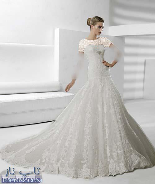 گالری لباس عروس 2012