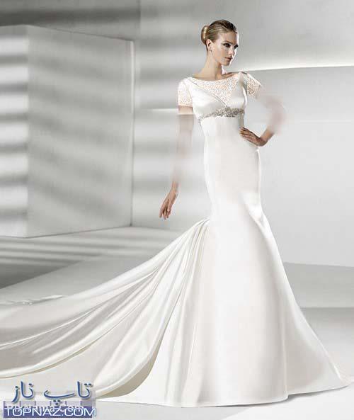 شیکترین لباس عروس 2012