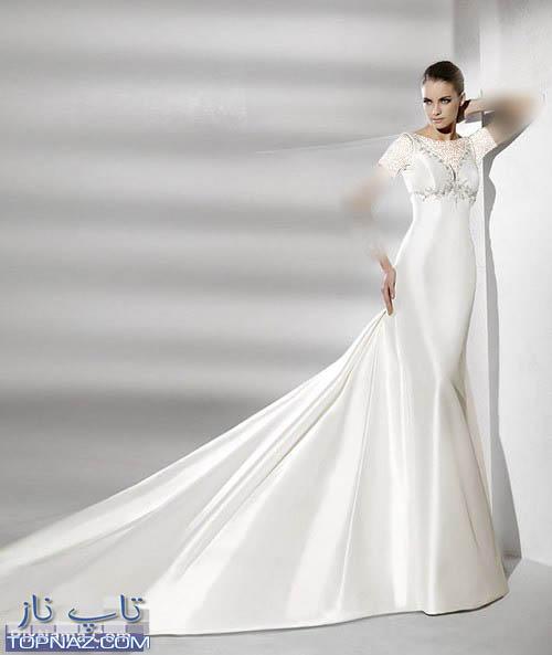 گالری لباس عروس اروپایی