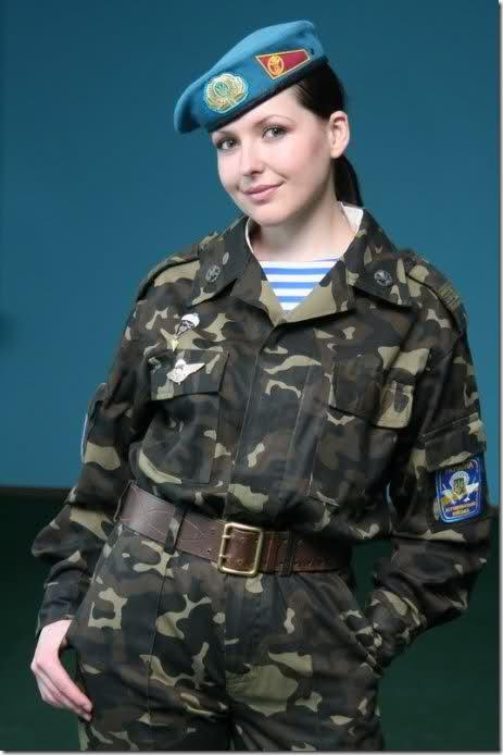 زنان نظامی کشورهای مختلف را ببینید(سری یک)