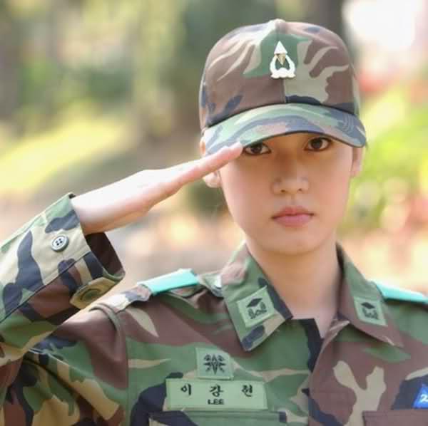 دختر کره جنوبی