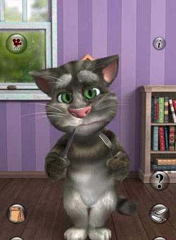 نرم افزار Talking Tom Cat 2 v1.2.1 FULL Cracked