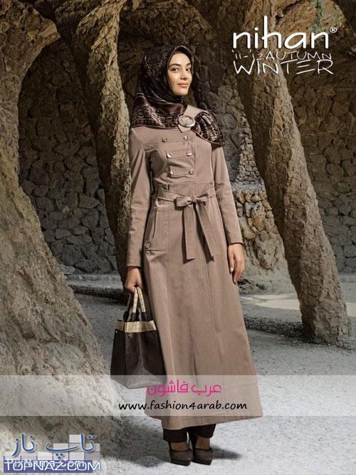 مدل مانتو محجبه ایرانی