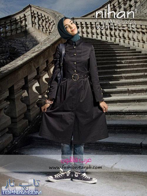 مدل مانتو دختران ایرانی