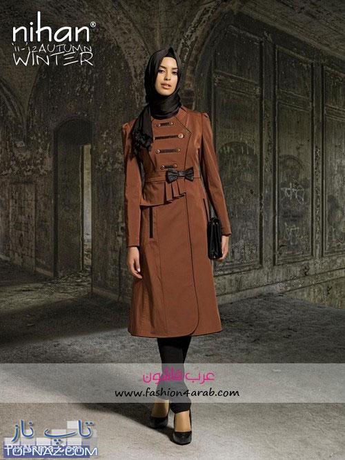 مدل مانتو ایرانی 2012