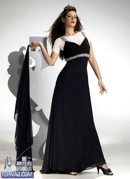 لباسهای مجلسی جدید 2012