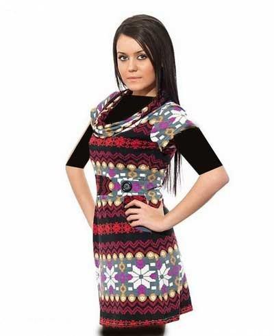 مدل لباس بهاره دخترانه اردیبهشت 91