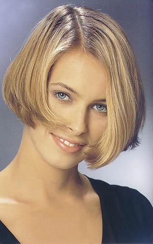 مدل مو دخترانه تابستان 2012