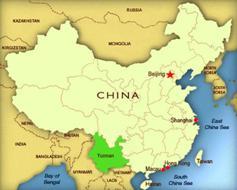 مقررات یک دبیرستان مختلط در چین جنجال آفرید