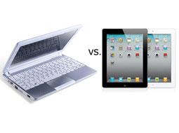 تبلت و لپ تاپ