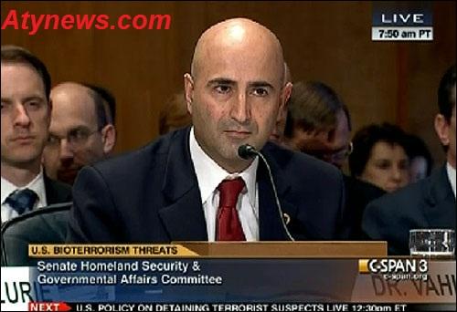 رئیس اف ابی آی یک ایرانی است؟!+عکس
