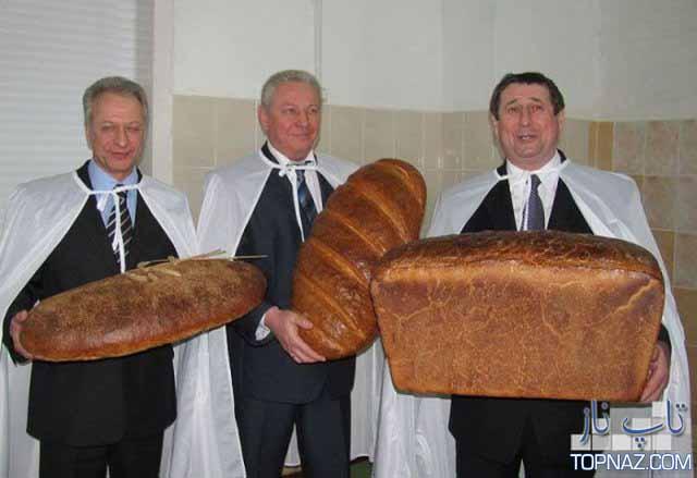 سوژه هایی جالب که فقط در روسیه می بینید