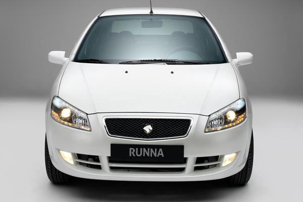 محصول جدید ایران خودرو رونا (4 عکس)