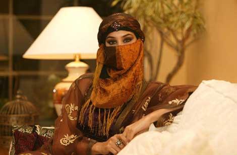 عکس هایی از صحرا در سریال صحرا