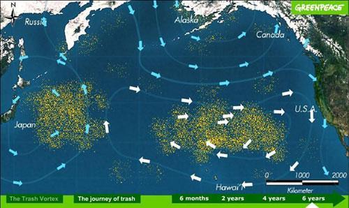 نقشه زمین