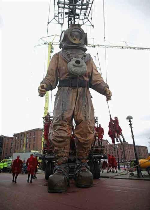 مجسمه تایتانیک