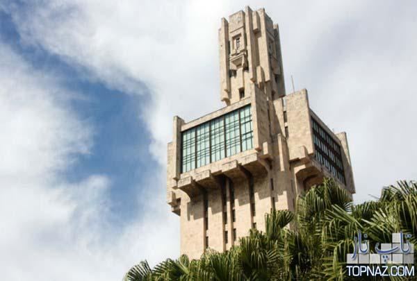 زشت ترین ساختمان های جهان از دید روزنامه تلگراف
