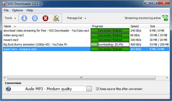 VSO Downloader Ultimate 2.8.1.4